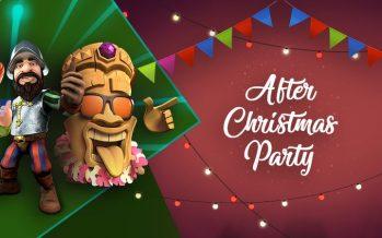 After Christmas Party: Οι γιορτές συνεχίζονται στο Casino του Stoiximan.gr