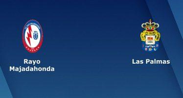 Ισπανία Σεγούντα Ντιβιζιόν: Ράγιο Μαχαδαόντα-Λας Πάλμας