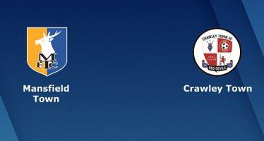 Αγγλία Λιγκ 2: Μάνσφιλντ-Κρόουλι