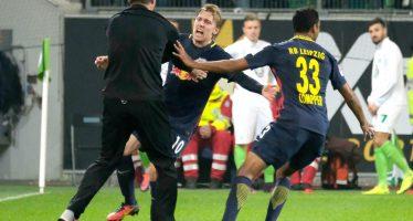 Kύπελλο Γερμανίας: Λειψία-Βόλφσμπουργκ