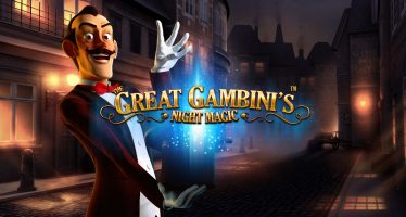 To πολυαναμενόμενο «The Great Gambini's Night Magic» ήρθε στο Casino του Stoiximan.gr