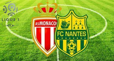 Γαλλία Λιγκ 1: Μονακό-Ναντ