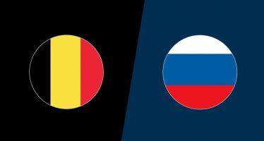 Προκριματικά Εuro 2020, Φάση ομίλων: Βέλγιο-Ρωσία