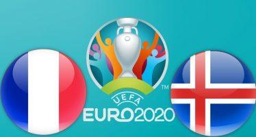 Προκριματικά Euro, Φάση ομίλων: Γαλλία-Ισλανδία