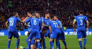 Προκριματικά Euro, Φάση ομίλων: Ιταλία-Λιχτενστάιν