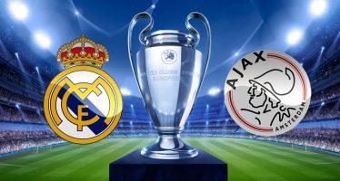 Bet of the day: Ρεάλ Μαδρίτης-Άγιαξ