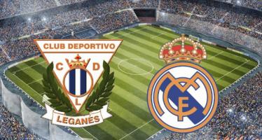 Ισπανία Λα Λίγκα: Λεγκανές-Ρεάλ Μαδρίτης