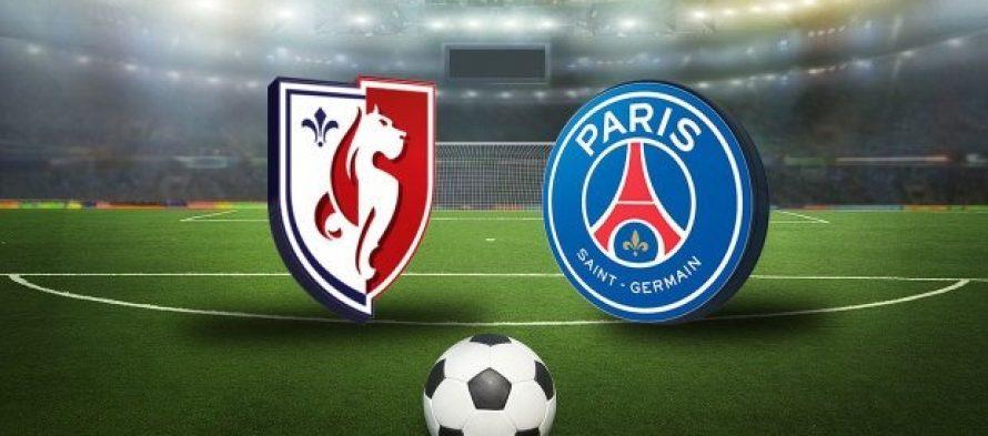 Γαλλία Λιγκ 1: Λιλ-Παρί Σεν Ζερμέν