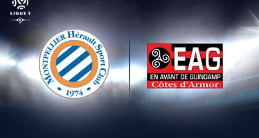 Γαλλία Λιγκ 1: Μονπελιέ – Γκινγκάμπ