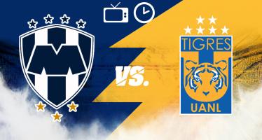 CONCACAF Τσάμπιονς Λιγκ Τελικός: Μοντερέι-Τίγκρες