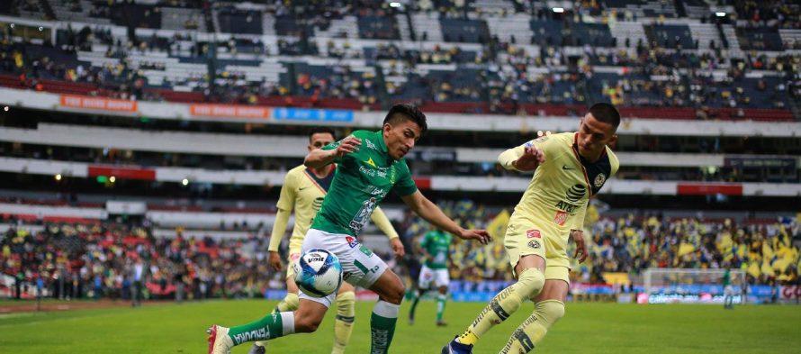 Μεξικό Λίγκα ΜΧ: Κλαμπ Αμέρικα-Λεόν