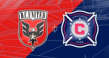 Η.Π.Α. MLS: Ουάσινγκτον-Σικάγο