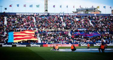 Ισπανία Λα Λίγκα: Λεβάντε-Βαγιεκάνο
