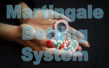 Martingale στο στοίχημα