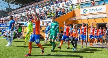 Νορβηγία Κύπελλο: Άαλεσουντ-Μόλντε