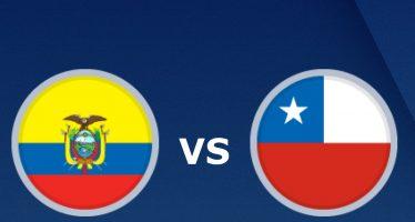 Κόπα Αμέρικα: Ισημερινός-Χιλή