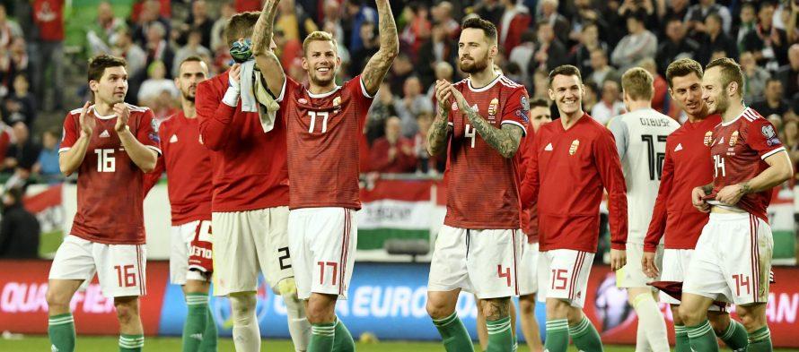 Euro 2020 Προκριματικά: Ουγγαρία-Ουαλία