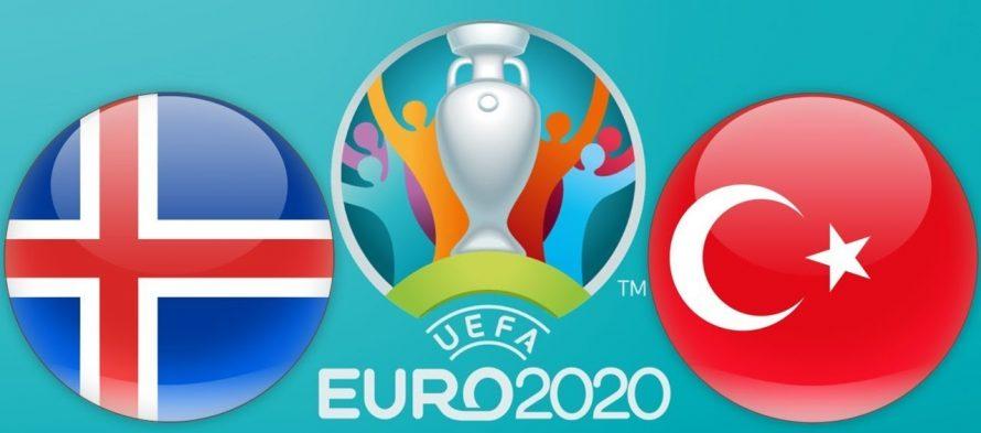 Euro 2020 Προκριματικά: Ισλανδία-Τουρκία