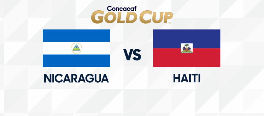 Gold Cup Φάση Ομίλων: Νικαράγουα-Αϊτή
