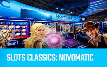 Οι πιο δημοφιλείς Novomatic κουλοχέρηδες