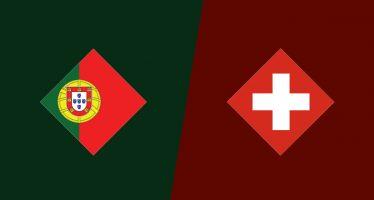 ΟΥΕΦΑ Νations League: Πορτογαλία-Ελβετία