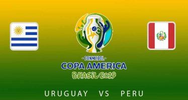 Kόπα Αμέρικα: Ουρουγουάη-Περού