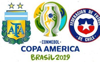 Kόπα Αμέρικα: Αργεντινή-Χιλή