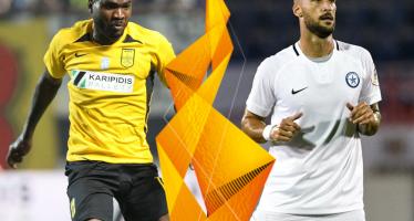Europa League: Άρης & Ατρόμητος με εκατοντάδες επιλογές στο Stoiximan.gr