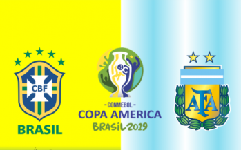 Kόπα Αμέρικα: Βραζιλία-Αργεντινή