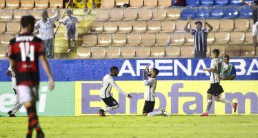 Βραζιλία Σέριε Α: Κορίνθιανς-Φλαμένγκο
