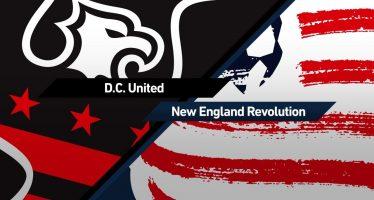 ΗΠΑ MLS: Ουάσινγκτον-Νιου Ίνγκλαντ