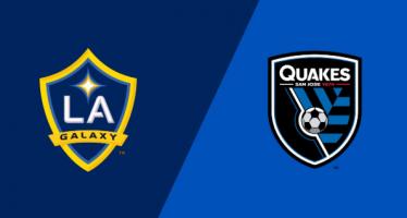ΗΠΑ MLS: Λος Άντζελες Γκάλαξι-Σαν Χοσέ