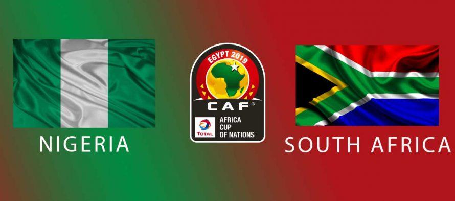 Κόπα Άφρικα Προημιτελικά: Νιγηρία-Ν. Αφρική