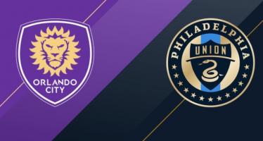 ΗΠΑ MLS: Ορλάντο Σίτι-Φιλαδέλφεια Γιουνάιτεντ