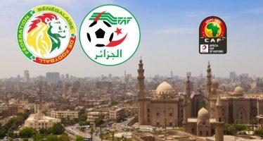 Kόπα Άφρικα Τελικός: Σενεγάλη-Αλγερία