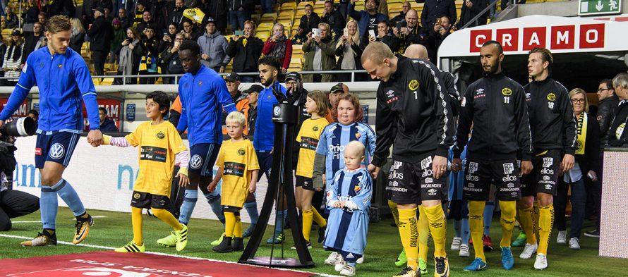 Σουηδία Άλσβενσκαν: Έλφσμποργκ-Τζουργκάρντεν