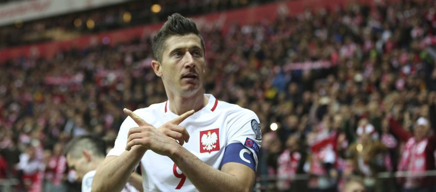 EURO 2020 Προκριματικά: Πολωνία-Αυστρία