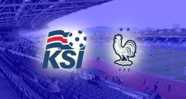 Bet of the day: Ισλανδία-Γαλλία