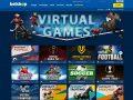 Betshop Virtual sports: Δεκάδες επιλογές