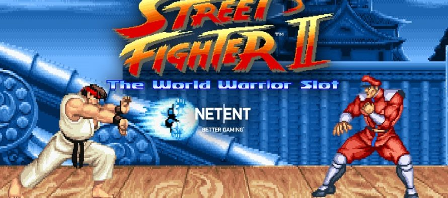 To θρυλικό Street Fighter II ήρθε στο Casino του Stoiximan.gr