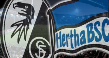 Γερμανία Μπουντεσλίγκα: Φράιμπουργκ-Χέρτα