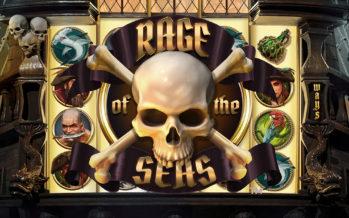 Το νέο Rage of the Seas της NetEnt εντυπωσιάζει!
