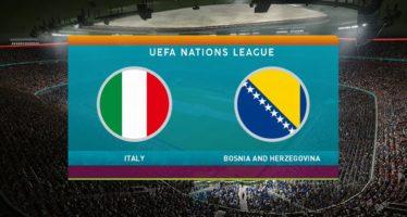Bet of the day: Ιταλία – Βοσνία