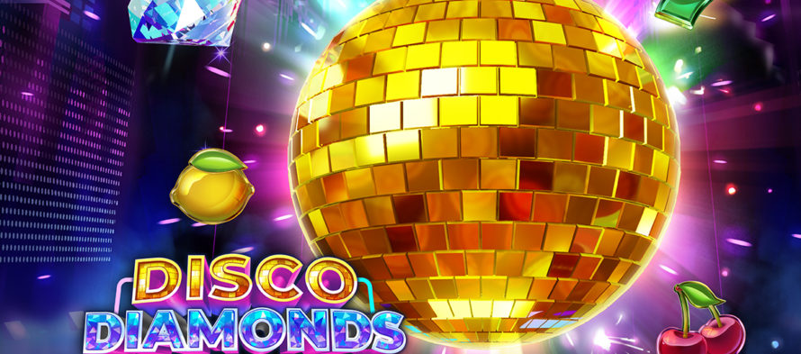 Το εκπληκτικό Disco Diamonds προσγειώθηκε στο καζίνο