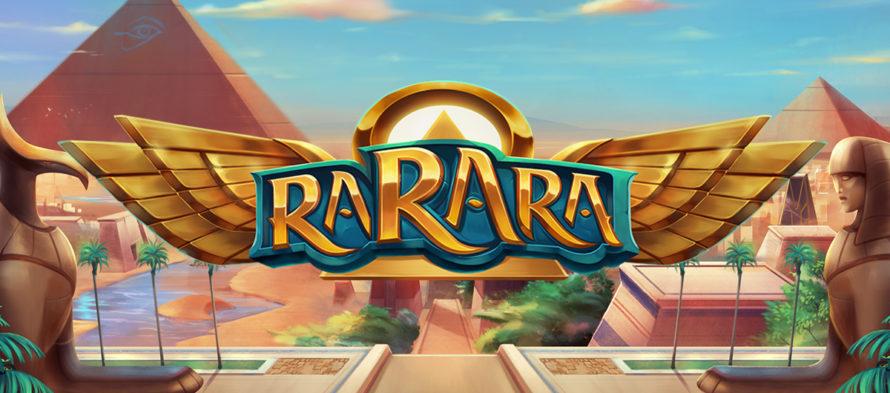 To Ra Ra Ra μας ταξιδεύει στις πυραμίδες!