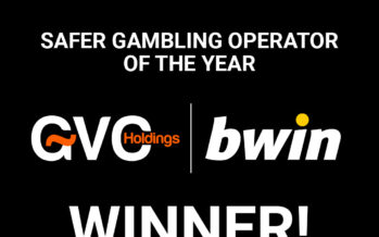 H GVC Holdings bwin κατακτά την κορυφαία διάκριση:  «Safer gambling operator of the year»