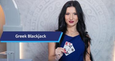 Greek Black Jack: Live παιχνίδι με Έλληνες ντίλερ από την Playtech!