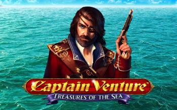 Captain Venture Treasures of the Sea: Η Novomatic φέρνει πειρατές στο καζίνο!