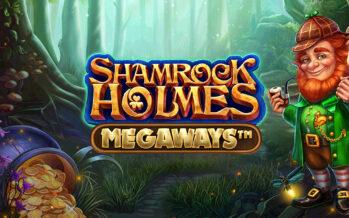 Shamrock Holmes Megaways: Περιπέτεια στα δάση της Ιρλανδίας. |21+