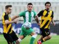 ΠΑΟ vs AEK: Aθηναϊκό ντέρμπι «φωτιά» με υψηλές αποδόσεις στην Championsbet.gr και 0% γκανιότα*!
